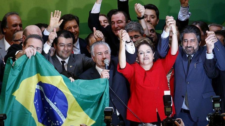 DILMA ROUSSEFF/PMDB - Dida Sampaio/Estadão