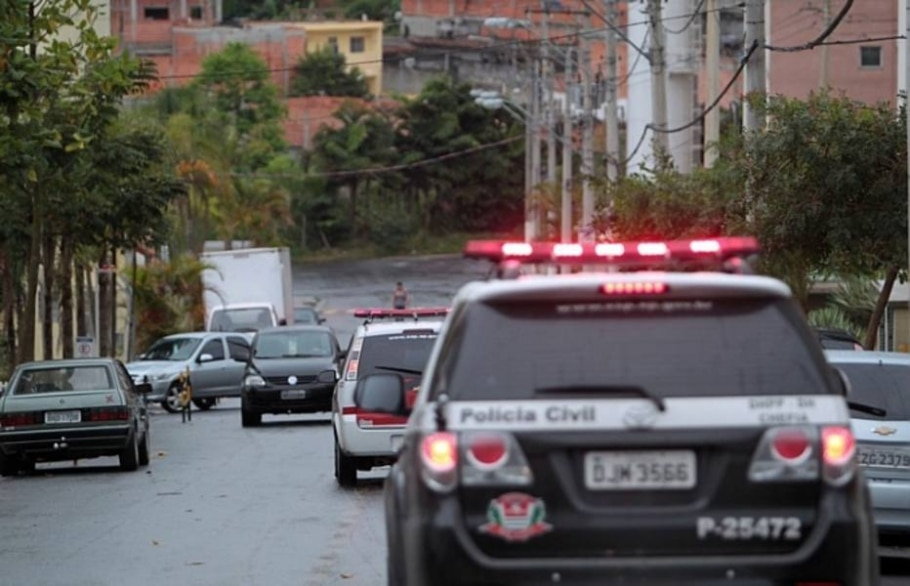 Mãe e 4 filhos são encontrados mortos dentro de apartamento em SP - Robson Fernandes/Estadão