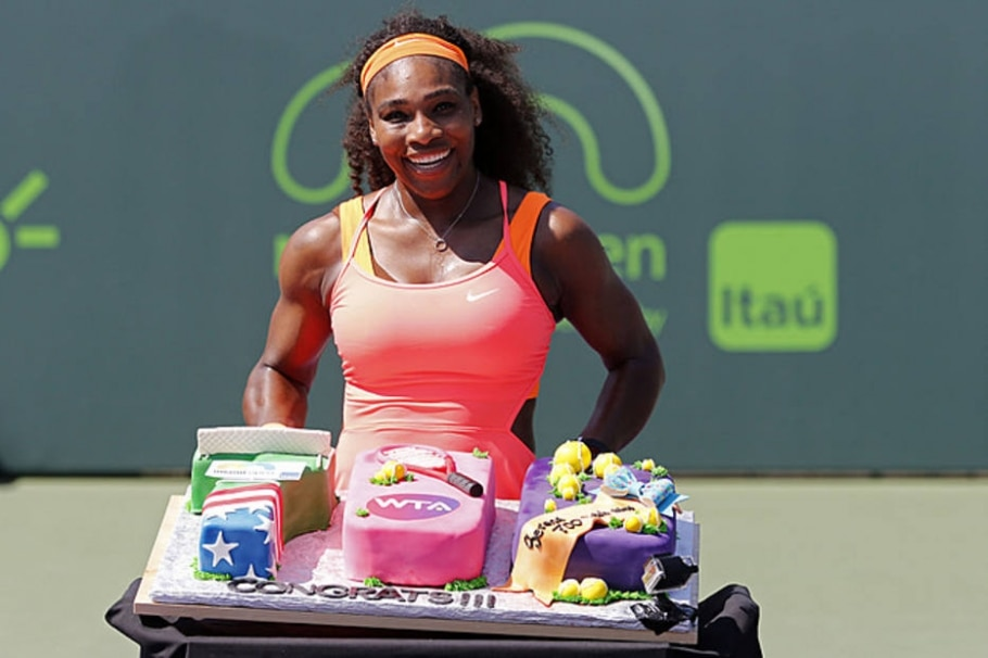 Serena Williams - Geoff Burke-USA TODAY Sports