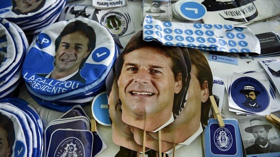 País escolhe novo presidente - Matilde Campodonico / AP
