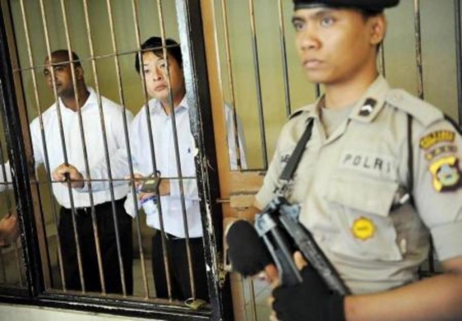 Indonésia adia decisão sobre execução de brasileiro e outros 9 - Nyoman Budhiana/Antara Foto/Reuters