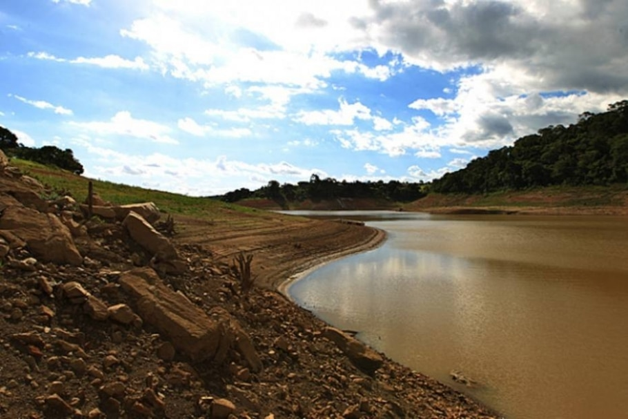 Mesmo sem chuvas, Sistema Cantareira se mantém estável - Hélvio Romero/Estadão