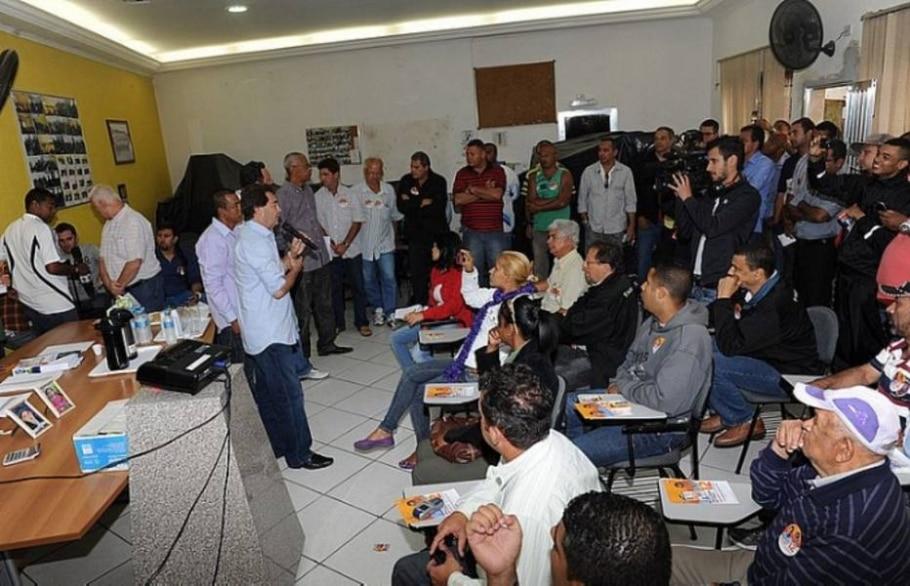 Campanha 10 a 16/9 - Jaélcio Santana/Divulgação