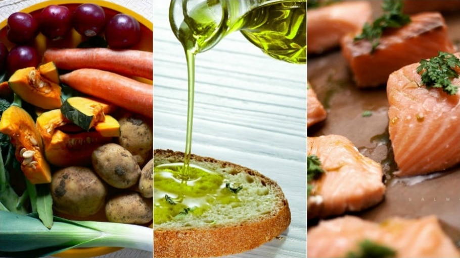 Dieta mediterrânea - Mediterranean/ Creative Commons
