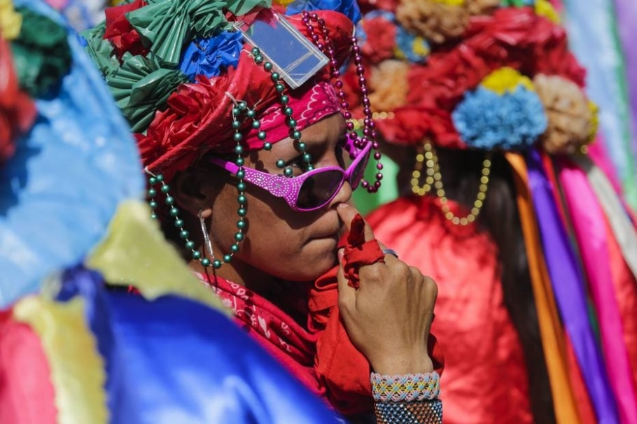 XI Festival Internacional de Poesia de Granada - AFP PHOTO/Inti OCON