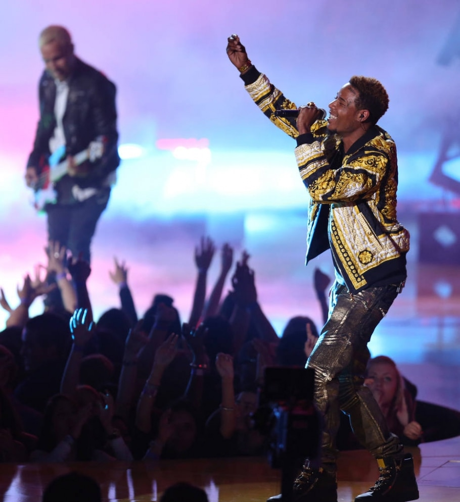 MTV Movie Awards 2015 -  Matt Sayles/Invision/AP