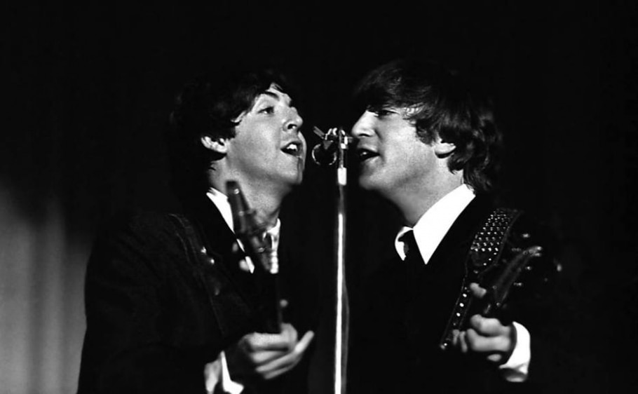 Música: John Lennon e Paul McCartney - AP