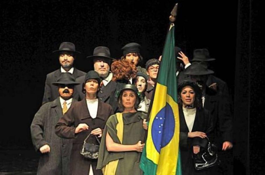 Espetáculo teatral - Juan Guerra/AE