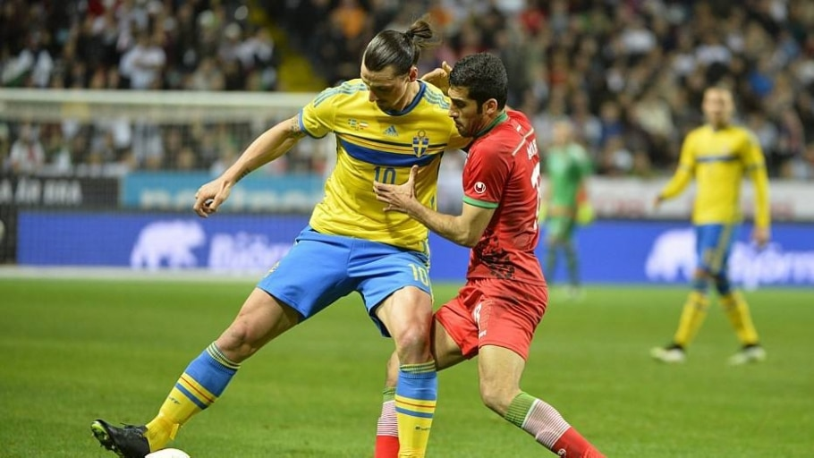 Com Ibrahimovic, Suécia libera lista para repescagem da Euro - Henry Montgomery/Reuters