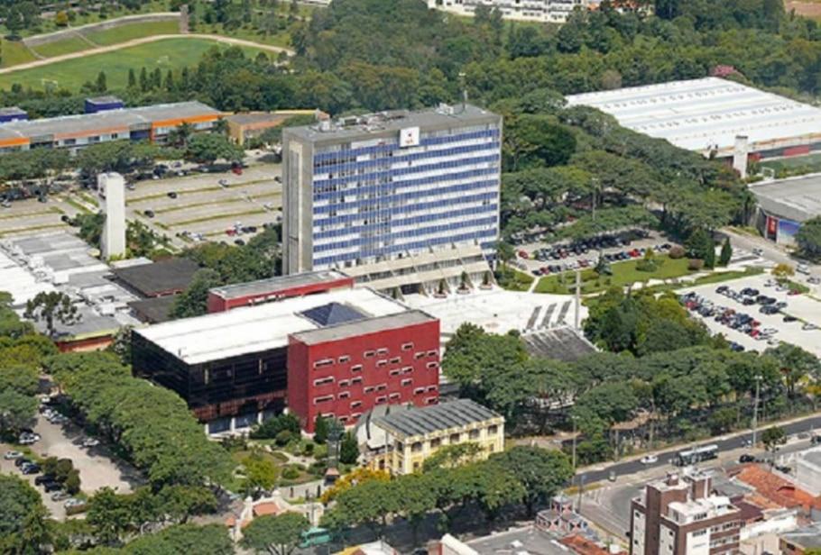 168º lugar - Pontifícia Universidade Católica - Paraná (PUCPR) - Divulgação