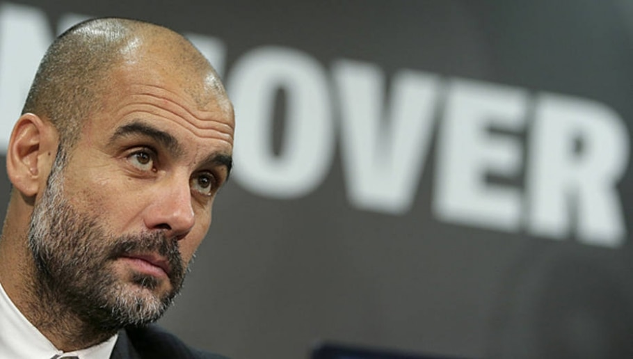 Guardiola - AP/Michael Sohn
