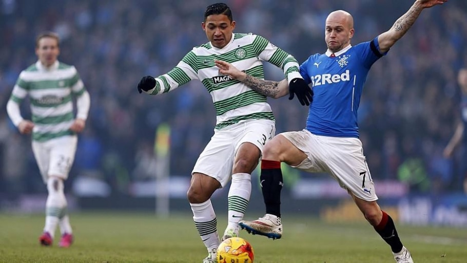 Celtic x Glascow Rangers - Russel Cheyne/Reuters