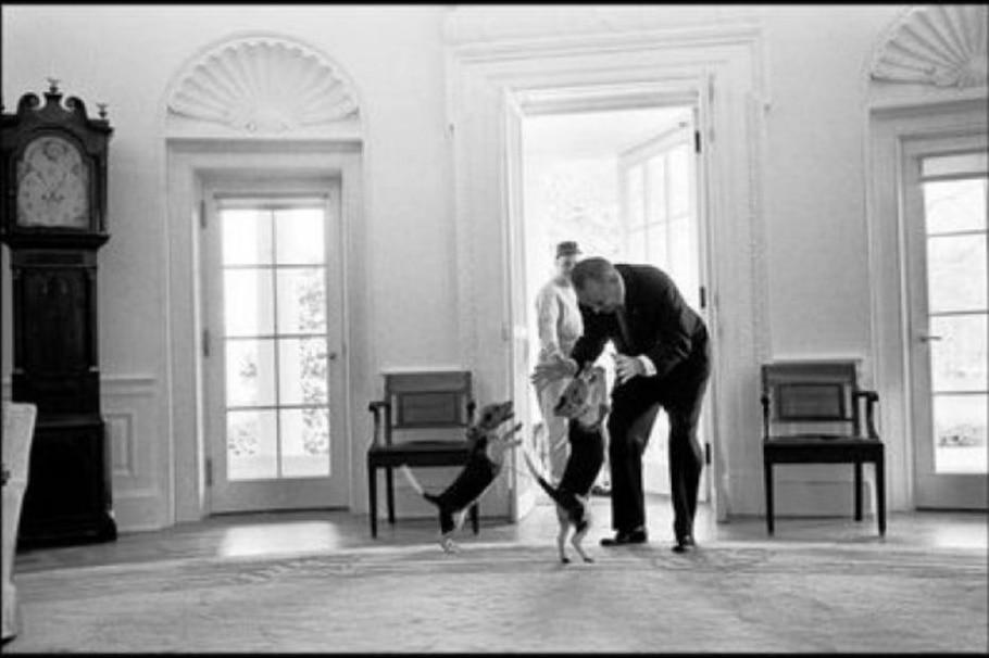 Lyndon B. Johnson - Reprodução/Casa Branca