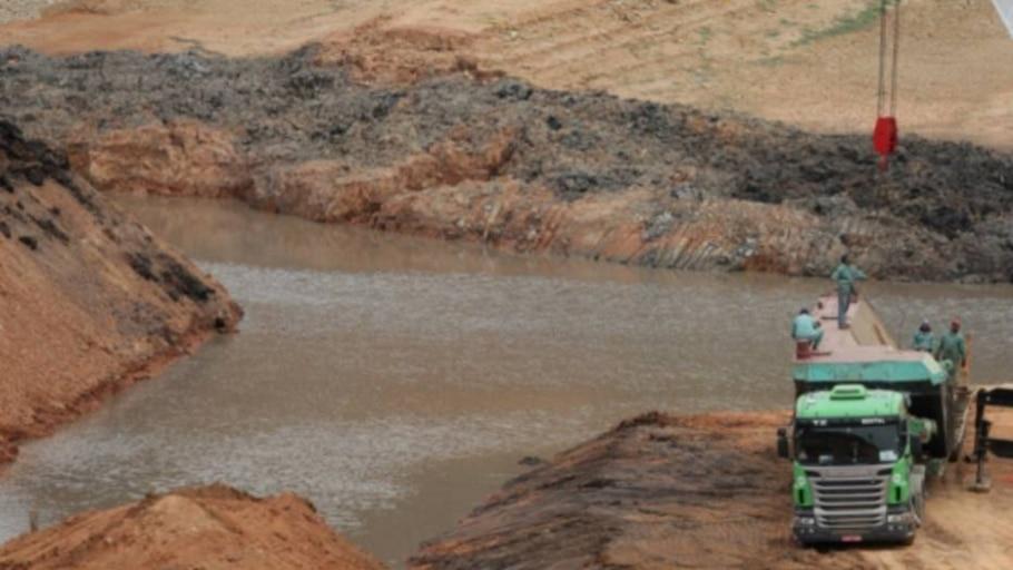 Cantareira chega perto da média acumulada de chuvas para março - Nilton Fukuda/Estadão