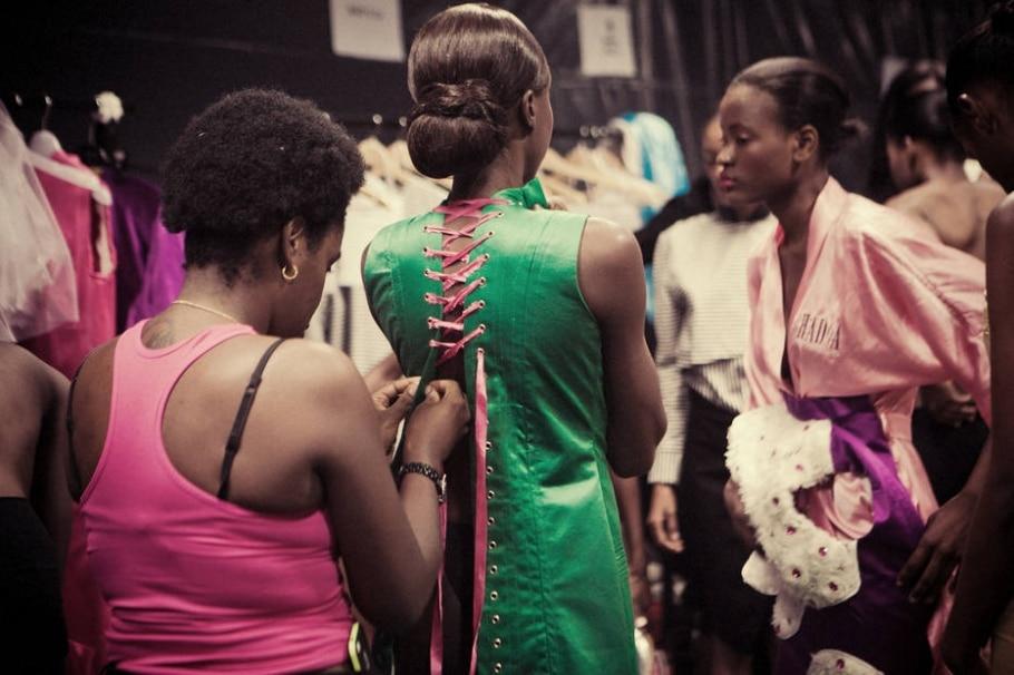 Angola Fashion Week 2014 - Divulgação