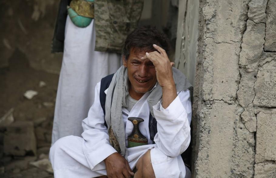 Guerra no Iêmen - Hani Mohammed/ AP