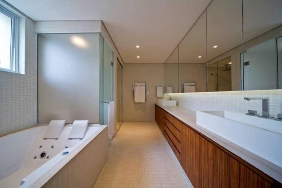 Reforma da WF Arquitetos - Demian Golovaty/Divulgação