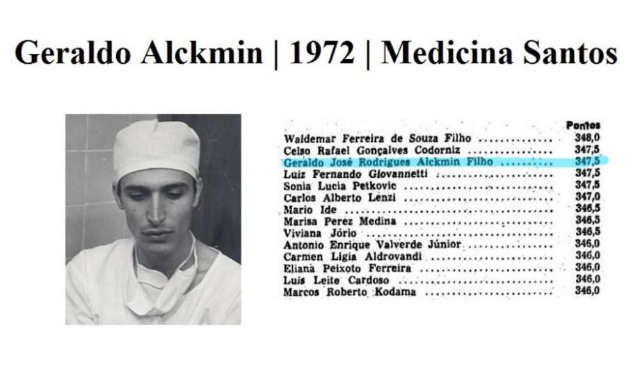 Geraldo Alckmin - Acervo Pessoal