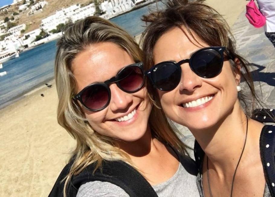 Fernanda Gentil e Priscila Montandon - Reprodução/Instagram