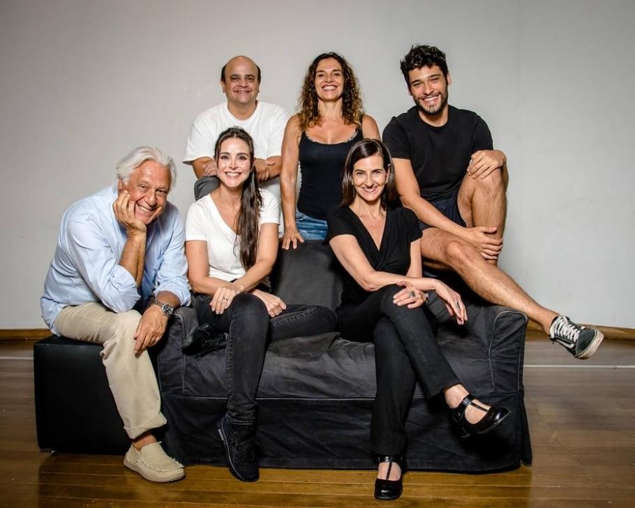 'Baixa Terapia' faz rir no consultório da analista - Caio Galucci