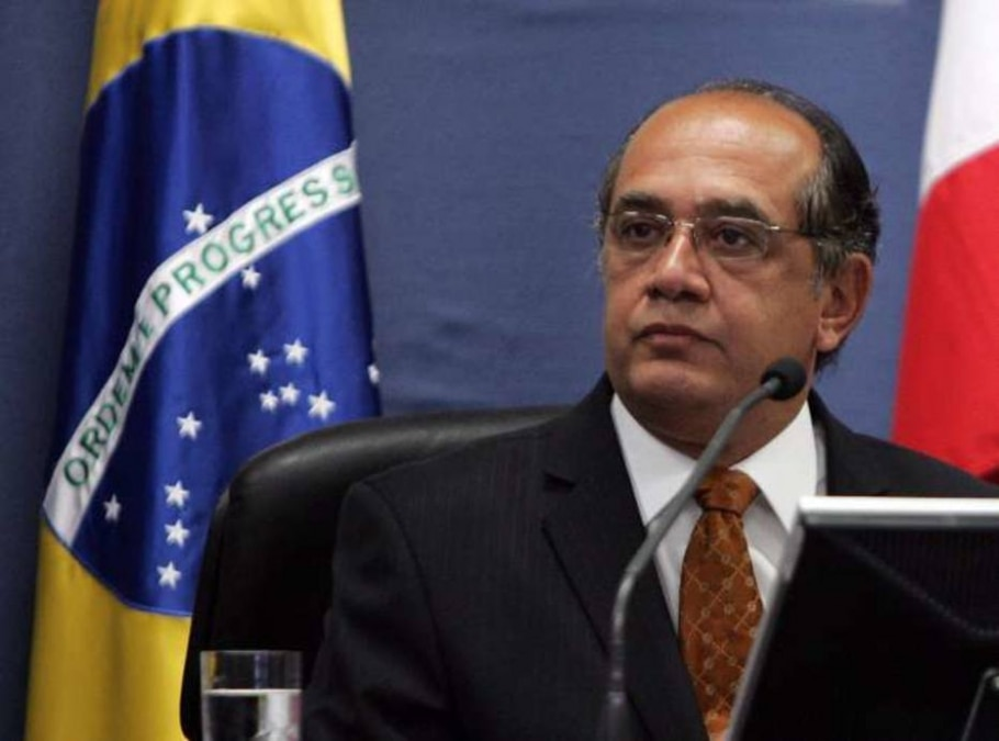 Gilmar Mendes toma posse no CNJ - Andre Dusek/AE