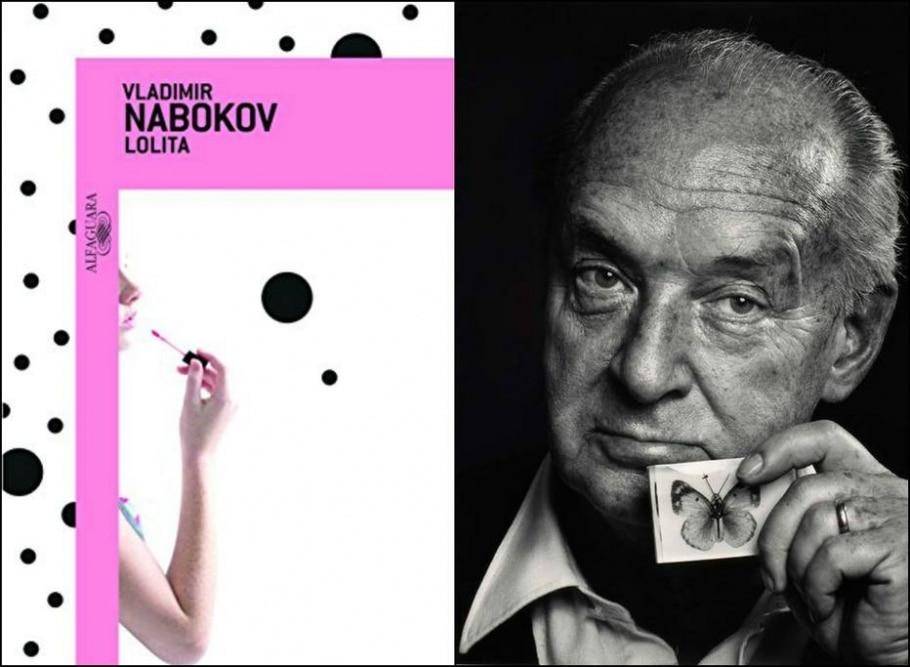 Lolita - Vladimir Nabokov - Reprodução/Divulgação
