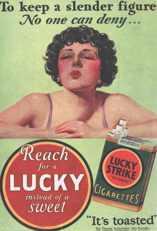 Fumar para emagrecer - Reprodução