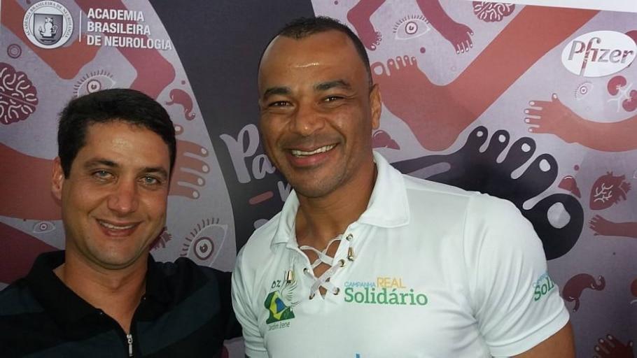 Cafu vê seleção brasileira voltando a ser respeitada com Tite - Daniel Batista/Estadão