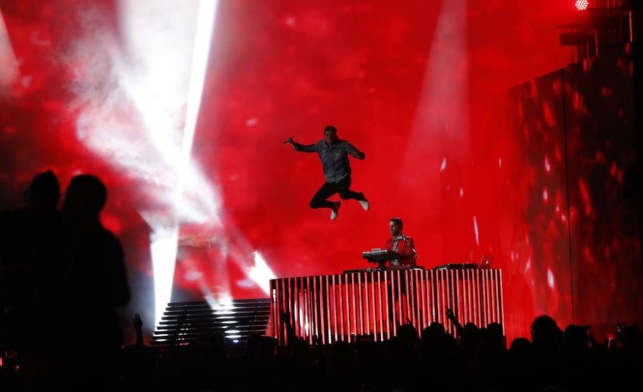 17) The Chainsmokers - Mario Anzuoni/Reuters