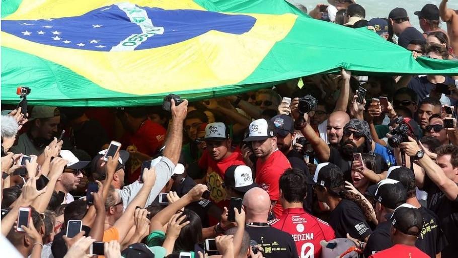 5 motivos pelo sucesso do Brasil do surfe - Fabio Motta/ Estadão