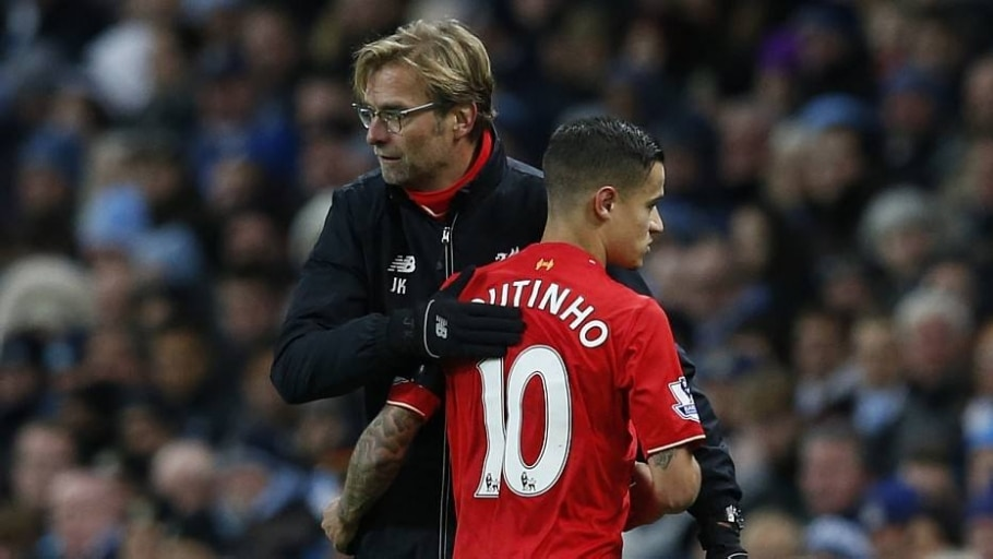 12º - Philippe Coutinho (Liverpool) - Phil Noble/Reuters