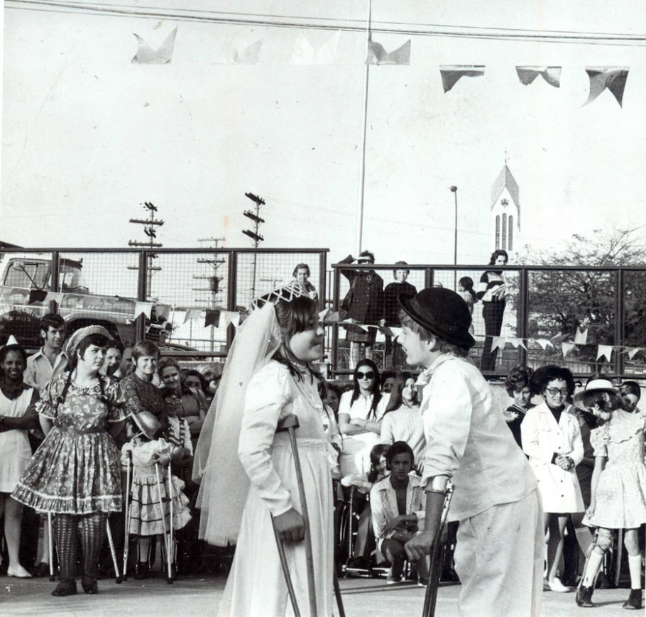 Casamento na roça - Acervo/ Estadão