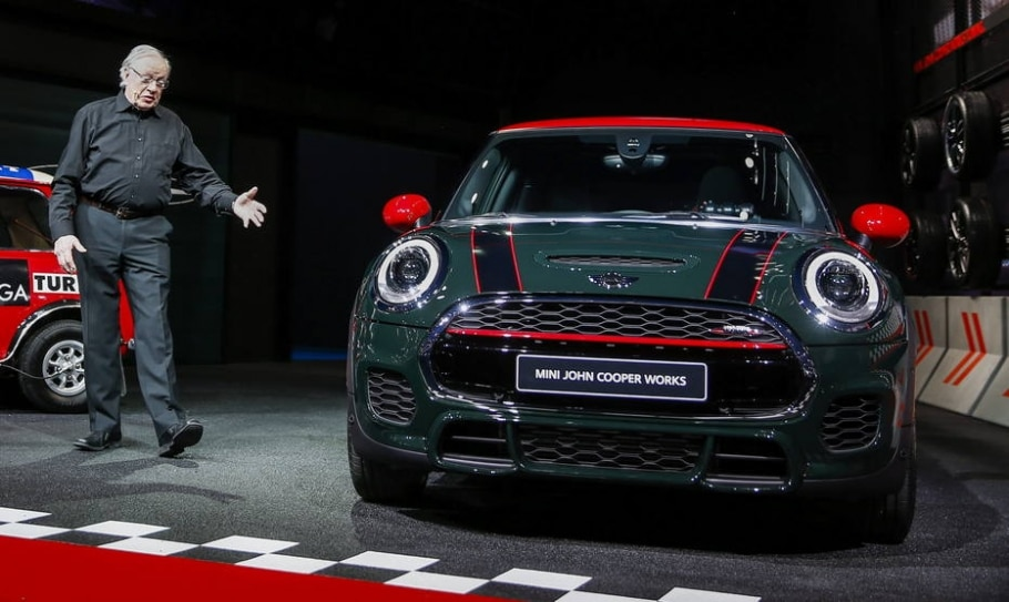 Mini John Cooper Works - AFP
