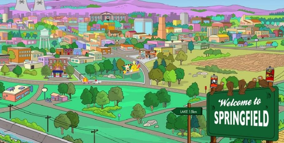 Os Simpsons - Divulgação