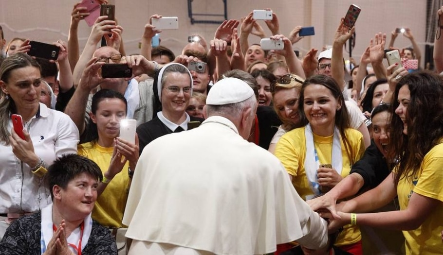 As viagens do papa Francisco em 2015 - CNS photo/Paul Haring