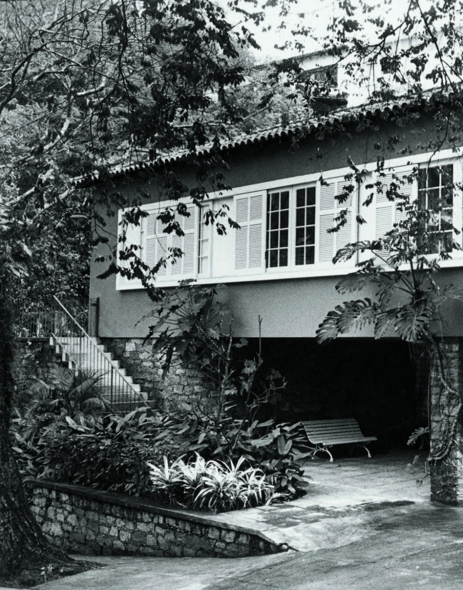 A arquitetura de Carlos Leão - divulgação