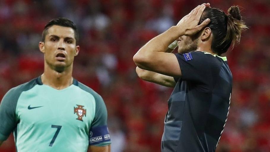 Cristiano Ronaldo e Gareth Bale - Kai Pfaffenbach/ Reuters