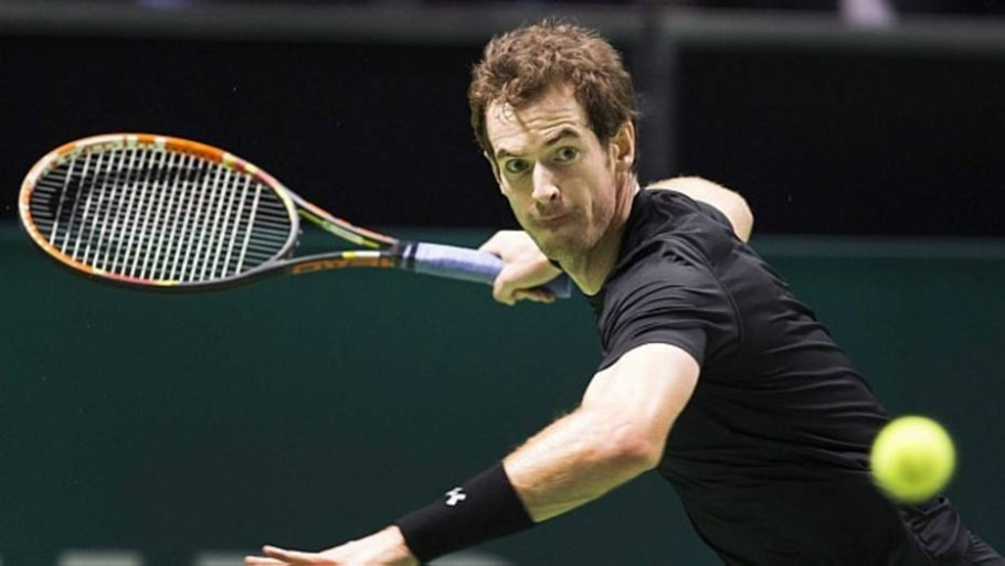 Andy Murray - EFE/ Koen Suyk