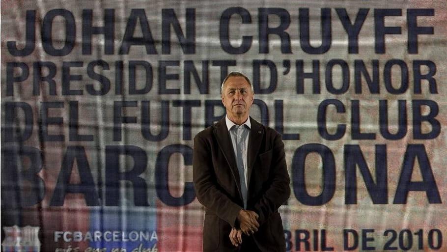 Homenagem do Barcelona - Albert Gea/ Reuters
