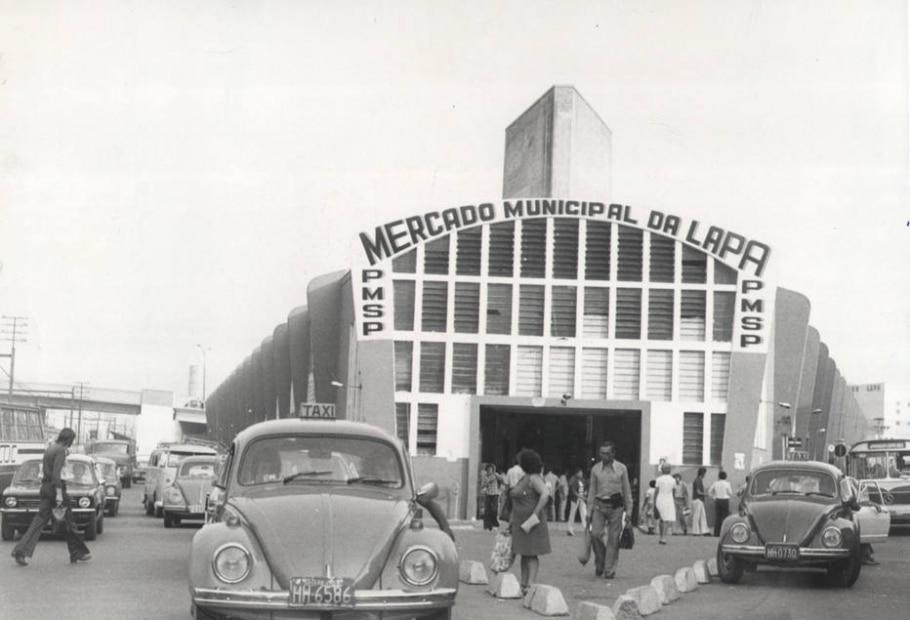 Mercado da Lapa - Oswaldo Jurno/Estadão