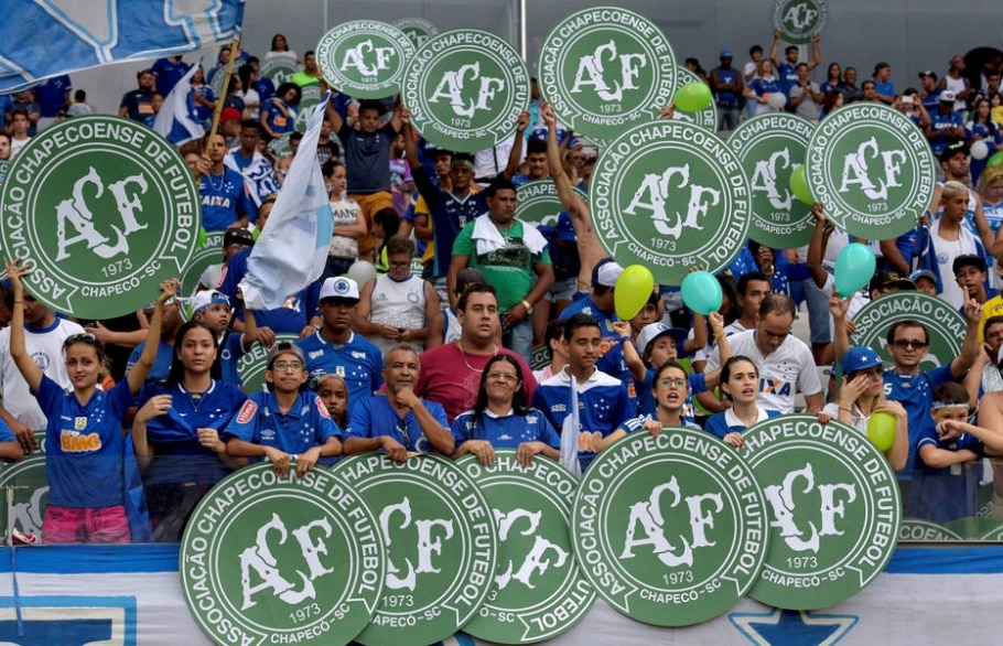 Cruzeiro x Corinthians - Washington Alves/Reuters
