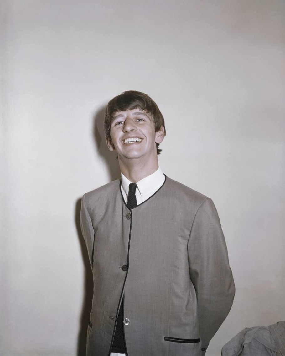 Ringo Starr em Londres, 1963, aos 23 anos - Cyrus Andrews/Michael Ochs/Archives Getty Images
