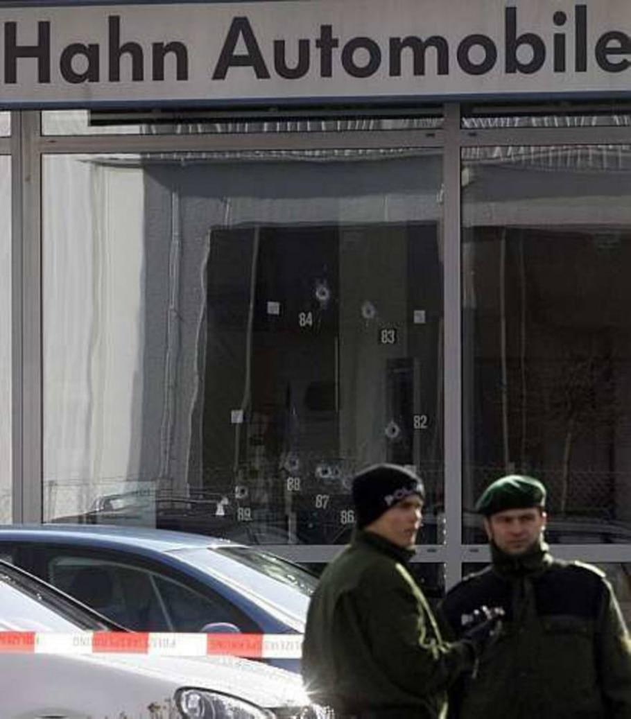 Estudante alemão invade colégio e abre fogo contra alunos e professores - Michael Dalder/Reuters