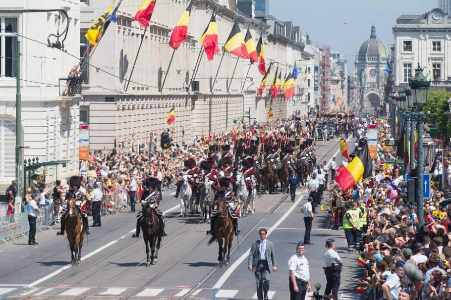 18º Bélgica - EFE/EPA/JOOST DE BOCK