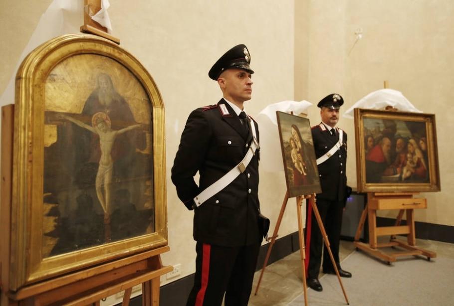 Nazismo - AP/Antonio Calanni