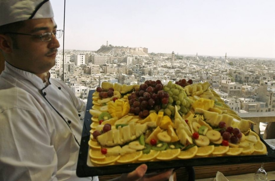 Veja como era a cidade síria de Alepo antes da guerra - REUTERS/Khaled al-Hariri