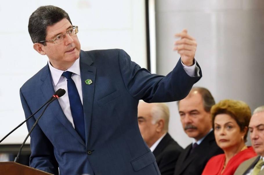 Joaquim Levy - EVARISTO SÁ/AFP