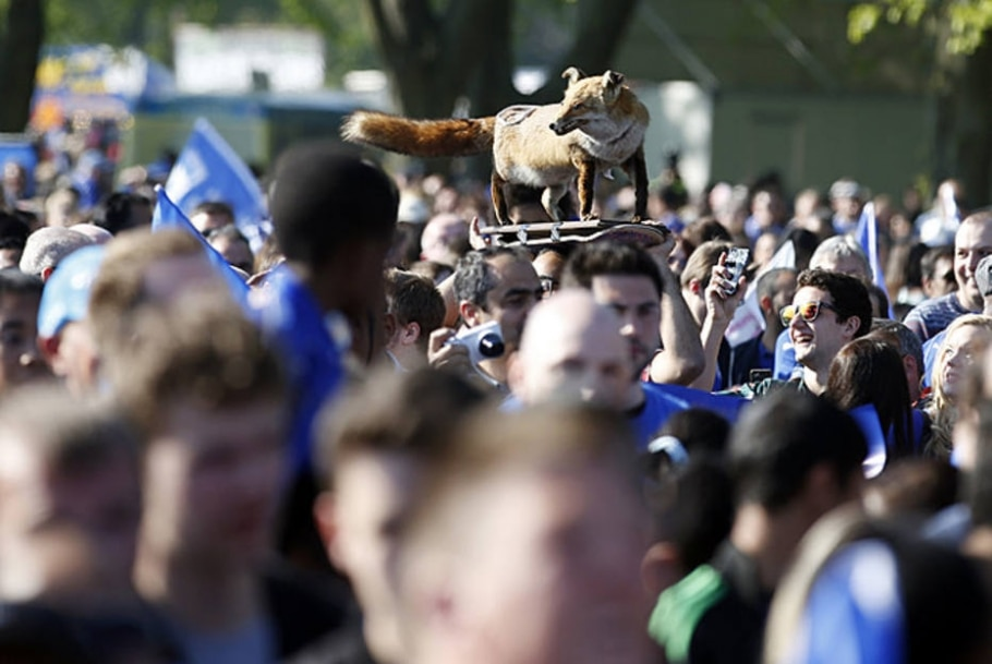 Leicester - Carl Recine/Reuters