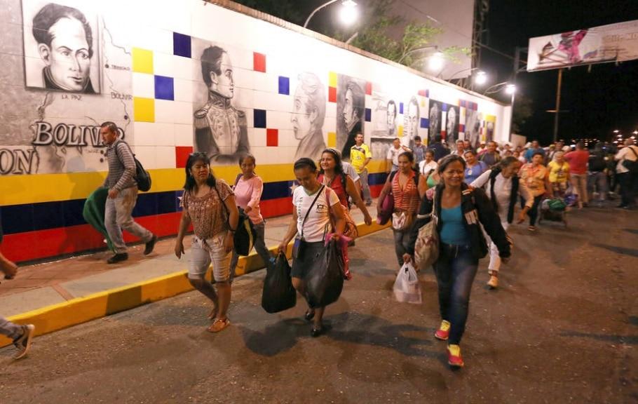 Venezuela -  EFE/MAURICIO DUEÑAS CASTAÑEDA