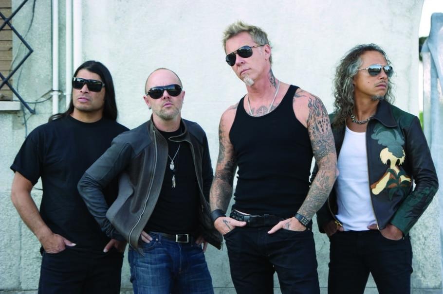 Metallica (25 de março) - Lollapalooza - Divulgação